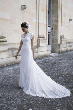 ENSEMBLE BETINA cymbeline robe de mariee