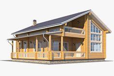 Log House 05
