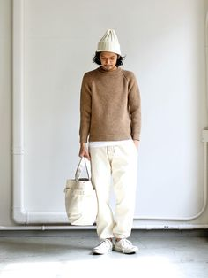 Yaeca Protoform Product 5g Crew Neck Sweater