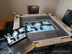 Dungeons and Dragons TV Tabletop! #homeentertainmenthacks #D20 #dd #DungeonsandDragons #gaming