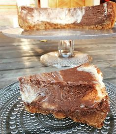 Kuva Food Inspiration, Tiramisu, Brownies, French Toast, Sweet Tooth, Cheesecake, Brunch, Baking, Breakfast