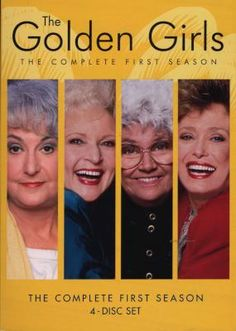 The Golden Girls - Season 1 (DVD, Boxed set) | DVD | Buy online in South Africa from Loot.co.za