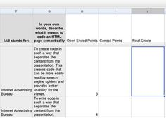 Google Forms: how to create a quiz or a test that automatically grades itself in Google Docs-