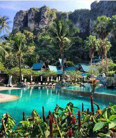 Centara Grand Beach Resort and Villas Krabi in Thailand