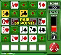 slingo 5 card poker online