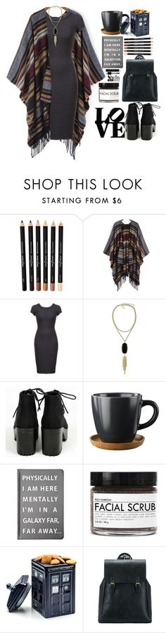 """Stay warm this Holidays Season"" by mycherryblossom ❤ liked on Polyvore featuring Kendra Scott, Forever 21 and Fig+Yarrow"