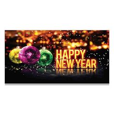 Vinyl Banners, Happy New Year, Ornaments, Amazon, Color, Amazon Warriors, Colour, Riding Habit, Christmas Decorations