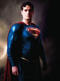 Batman Vs Superman, Henry Cavill Superman, Mundo Superman, Superman Cosplay, Superman Movies, Superman Man Of Steel, Dc Movies, Batman Comics, Superman Stuff
