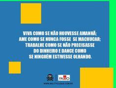 #comportamento #amor #frase #quotes #experiencia #multticlique #vida #goodvibes #paz