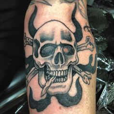 Jason Karl Primrose, New Zealand tattoo