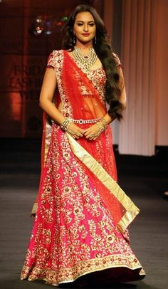 colourful beautiful lengha