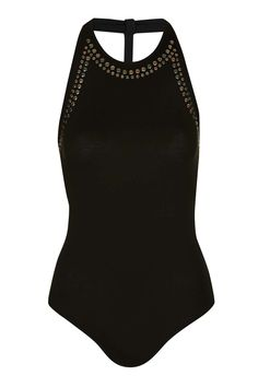 Studded Embellished Body