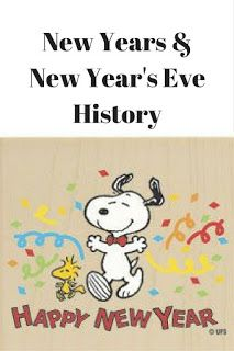 Georgie Lee - Writing to the Sound of Legos Clacking: Happy New Year & Some New Year's Eve History