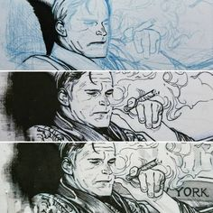 Drawing Comics 6 more days . another step by step in the meantime.and remember folks: Smoking is bad, baaaaad. Comic Book Artists, Comic Artist, Comic Books Art, Character Drawing, Comic Character, Character Design, Comic Book Frames, Manga, Black And White Comics