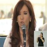 Cadena Nacional: Cristina Fernández de Kirchner, sobre Atucha II, la tercera central nuclear del país