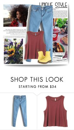 """Untitled #154"" by soniadomi ❤ liked on Polyvore featuring Dr. Martens"