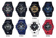 newest 5d179 a500d Đồng hồ G-Shock GA-700 & GA-710