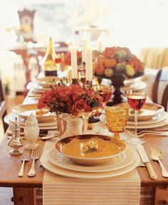 southern+living+thanksgiving | Sheek Shindigs: A Guide For Planning Your Thanksgiving Table