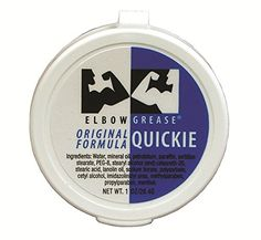 Elbow Grease Premium Original Formula Oil Based Cream Lubricant : Size 1 Oz