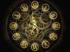 Timeless times clock