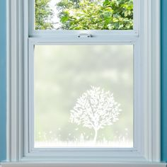 to da loos 17 window decal films to add privacy to your bathroom windows - Bathroom Window