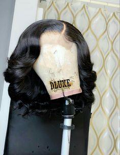Baddie Hairstyles, Black Girls Hairstyles, Weave Hairstyles, Wedding Hairstyles, Updo Hairstyle, Wig Styles, Curly Hair Styles, Natural Hair Styles, Curls With Straightener