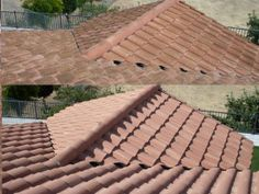 Have you seen those black streaks on your roof? This algae travels through the air from roof to roof Roof Cleaning, Elk Grove, Pressure Washing, Image, Pressure Washers