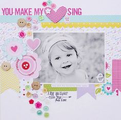 You Make My Heart Sing NEW BELLA BLVD - Two Peas in a Bucket