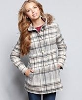 i have this coat! Cute Coats, Plaid Coat, Dress Me Up, Style Me, Men Casual, Stylish, Rain Coats, Winter Coats, Mens Tops