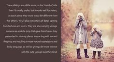 What to Wear for Kids and Family Photos | Clothing Tips | Paint the Moon Photoshop Actions