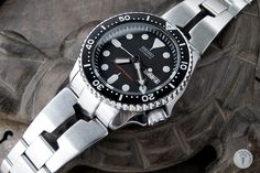 The Razor is unstoppable.... #SKX007 #seikowatches #watch #watchband #watchstrap #watchlover #watchlove #womw #wus #wornandwound #seikolovers #men #menfashion #wristwatch