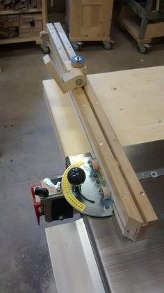 actualización de calibre Mitre para sierra de mesa