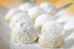 Melting Moments are a delicious shortbread-like cookie covered with confectioners sugar that literally melt-in-your-mouth. From Joyofbaking.com With Demo Video