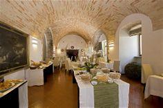 breakfast room  - Park Hotel ai Cappuccini- Gubbio