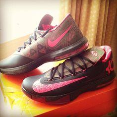 kd girls shoes