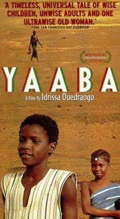 Yaaba(1989) - Idrissa Ouedraogo.                       Nonna.  (Burkina Faso, France, Switzerland).