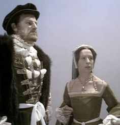 TBT: The Six Wives of Henry VIII (1970) – Wives Of Henry Viii, Jane Seymour, Tudor History, Renaissance Fair, Historical Costume, Period Dramas, Bbc, Documentaries, Queen