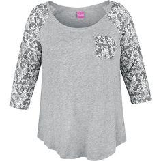 Flipped Princess - Long-sleeve Shirt by Disney Princess