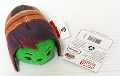 Walt Disney Marvel Studios Guardians of the Galaxy Tsum Tsum Gamora *** Click image for more details.