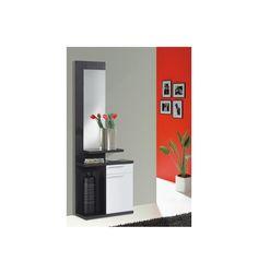 ¡Lo presiento, necesitas nuevos espacios de almacenamiento y un espejo para tu recibidor en el mínimo espacio! ¡Con este encantador mueble a tu recibidor no le faltará de nada! Espejo, baldas, cajón, armarito y estilo. ¡No se puede pedir más, bueno sí, que lo añadas a tu carrito! GASTOS DE ENVÍO E IVA INCLUIDOS