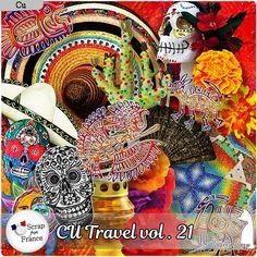 CU travel vol.21 de kittyscrap