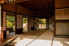 Katsura Imperial Villa, Kyoto, Japan. Photograph by Urszula Kije, 2010.