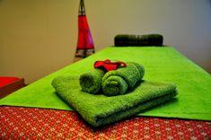 Massage Salon Ausstattung – Thai Massage