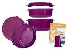 Tupperware Stackcooker recipes