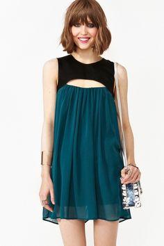Eclipse Chiffon Dress