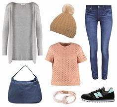 #Herbstoutfit Sporty Student ♥ #outfit #Damenoutfit #outfitdestages #dresslove