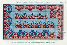 Gallery.ru / Фото #1 - Vintage DMC - New Designs - 1st Series - Dora2012 (10 of 26)