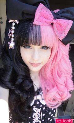 японский макияж в стиле аниме