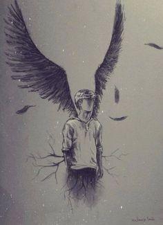 Creepy Drawings, Dark Art Drawings, Art Drawings Sketches Simple, Pencil Art Drawings, Cool Drawings, Drawings About Love, Heart Drawings, Arte Sketchbook, Sad Art