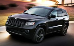 black jeep grand cherokee limited - Google Search